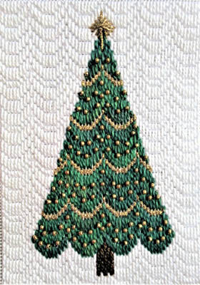 click here to view larger image of Oh Christmas Tree (counted canvas chart)