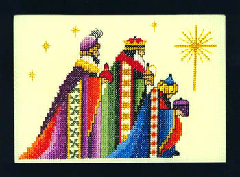 click here to view larger image of We Three Kings (chart)