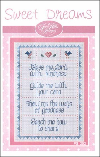 click here to view larger image of Sweet Dreams (chart)