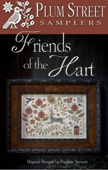 click here to view larger image of Friends of the Hart (chart)