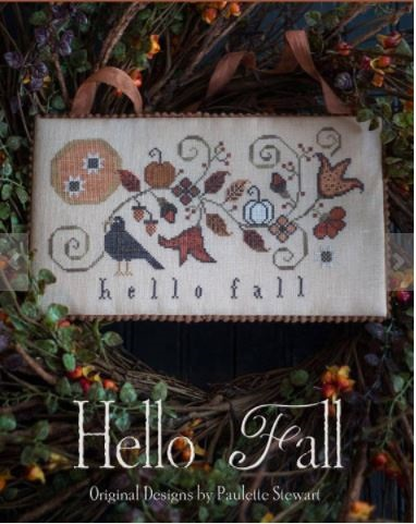 Hello Fall - click here for more details about chart