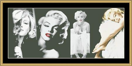 click here to view larger image of Tribute Series - Norma Jean (chart)