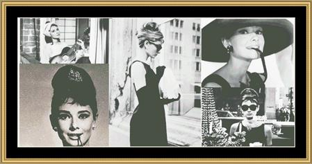click here to view larger image of Tribute Series - Holly Golightly (chart)