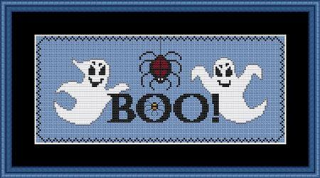 click here to view larger image of Ghoulie Boo! (chart)