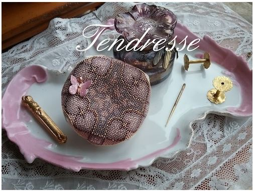 click here to view larger image of Tendresse (bead kit)