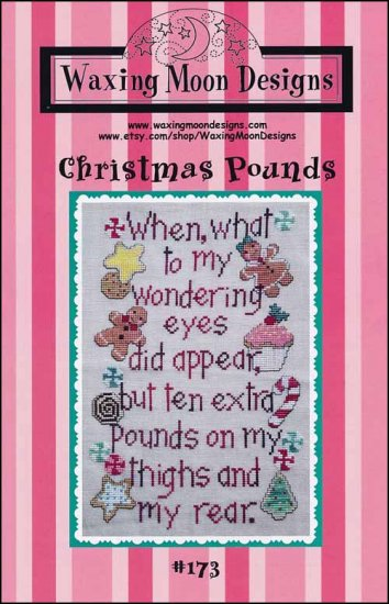 click here to view larger image of Christmas Pounds (chart)