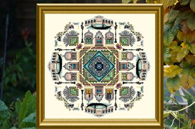 click here to view larger image of Venice Mandala, The (chart)