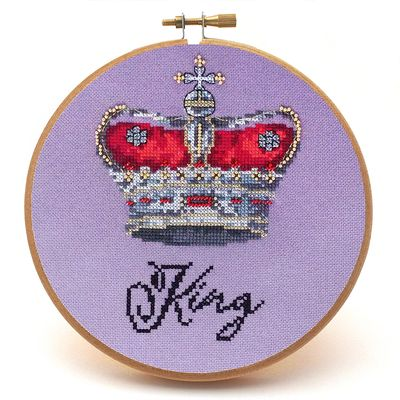 click here to view larger image of King (chart)