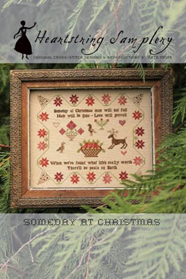click here to view larger image of Someday at Christmas (chart)