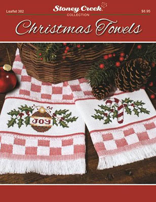 click here to view larger image of Christmas Towels (chart)