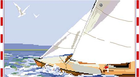 click here to view larger image of Sailing (chart)