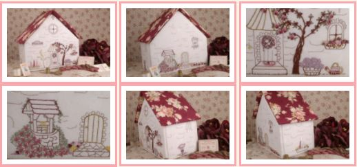 click here to view larger image of Rosewood Cottage (Faeries In My Garden) (chart)