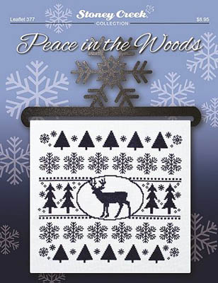 click here to view larger image of Peace In The Woods (chart)