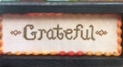 click here to view larger image of Grateful  (chart)
