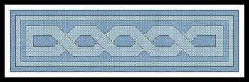 click here to view larger image of Celtic Bookmark 5 (chart)