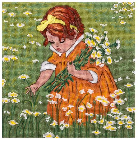 click here to view larger image of D-1546 (counted cross stitch kit)