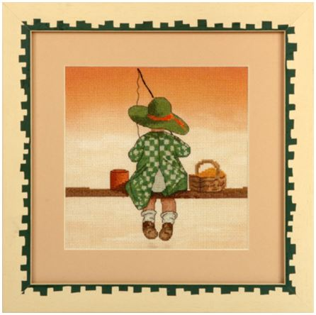 click here to view larger image of D-1301 (counted cross stitch kit)