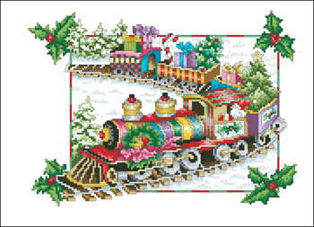 Holiday Train - click here for more details about chart
