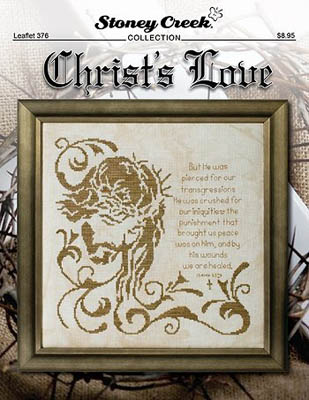 click here to view larger image of Christs Love (chart)