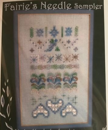 click here to view larger image of Fairie's Needle Sampler (chart)