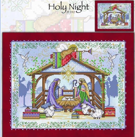 Holy Night - click here for more details about chart