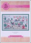 click here to view larger image of My Village (counted cross stitch kit)