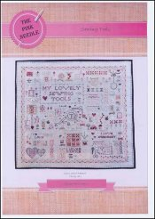 click here to view larger image of Sewing Tools (counted cross stitch kit)