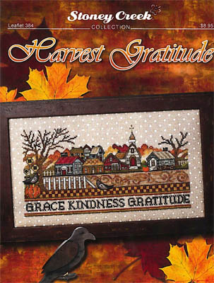click here to view larger image of Harvest Gratitude (chart)