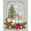 click here to view larger image of Deer Snow Globe (chart)