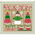 click here to view larger image of December Monthly Sampler (chart)