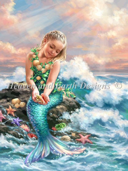 click here to view larger image of Mini Princess of the Sea (chart)