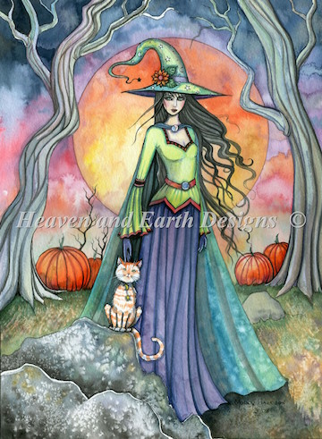 click here to view larger image of Mini Smug Witch and Mimsy (chart)