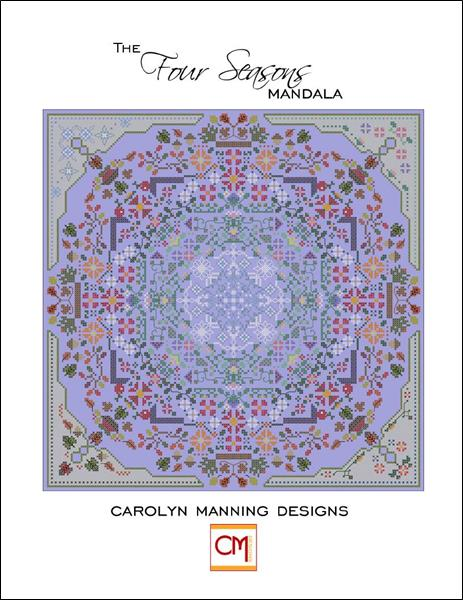 click here to view larger image of Four Season Mandala, The (chart)