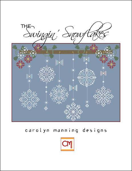 Swinging Snowflakes - click here for more details about chart
