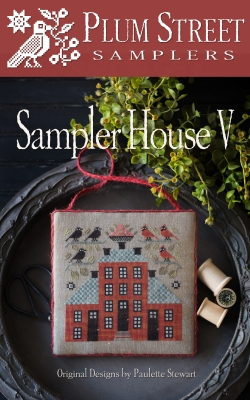 click here to view larger image of Sampler House V (chart)