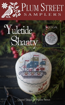 click here to view larger image of Yuletide Shanty (chart)