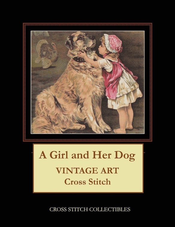 click here to view larger image of Girl and Her Dog, A (chart)