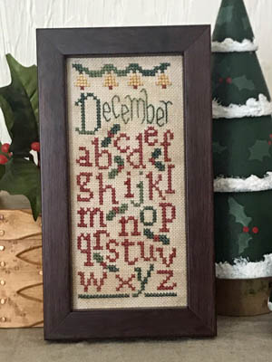 click here to view larger image of December Mini Sampler (chart)