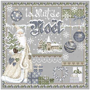 click here to view larger image of La Nuit de Noel (chart)