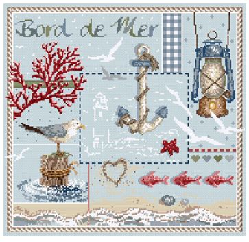 click here to view larger image of Bord de Mer (chart)