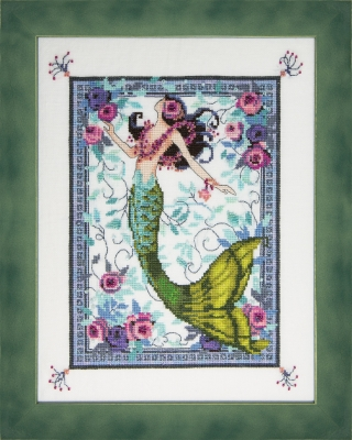 Moonlight Laguna  Mermaid - click here for more details about chart