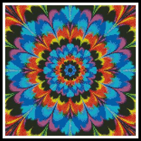 click here to view larger image of Kaleidoscope 2 (Crop) (chart)