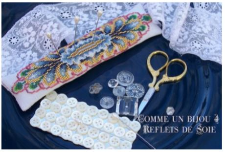 click here to view larger image of Comme un Bijou 4 (bead kit)