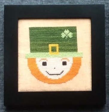 click here to view larger image of Home Decor - March Leprechaun (chart)