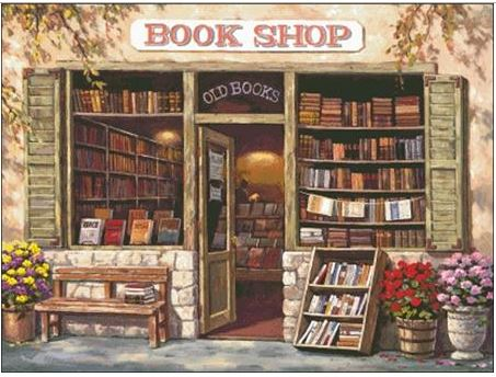 click here to view larger image of Book Shop (chart)