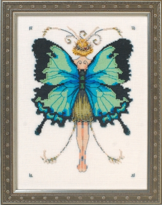 click here to view larger image of Miss Goss Swallowtail (chart)