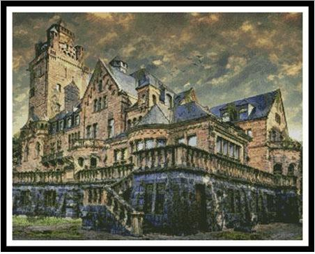 click here to view larger image of Artistic Castle (chart)
