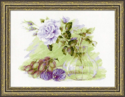 click here to view larger image of Sweet Figs (counted cross stitch kit)
