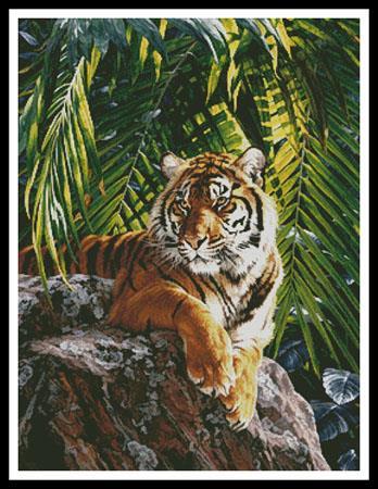 click here to view larger image of Sumatran Tigress (chart)