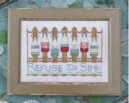 click here to view larger image of Refuse To Sink - To The  Beach 9 (chart)
